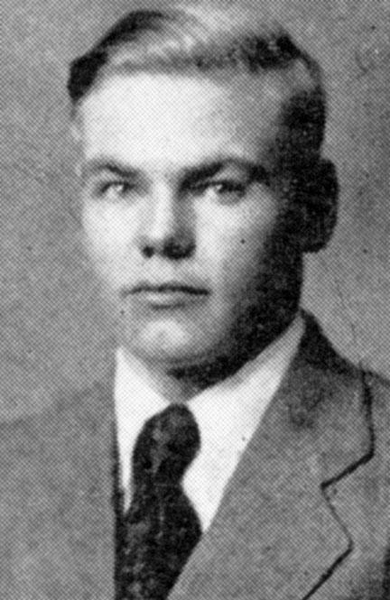 Photo of Walter Sutherman  *
