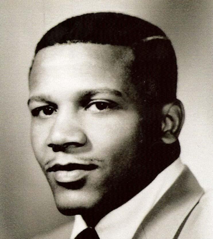 Byron Strickland (Roosevelt, 1963)